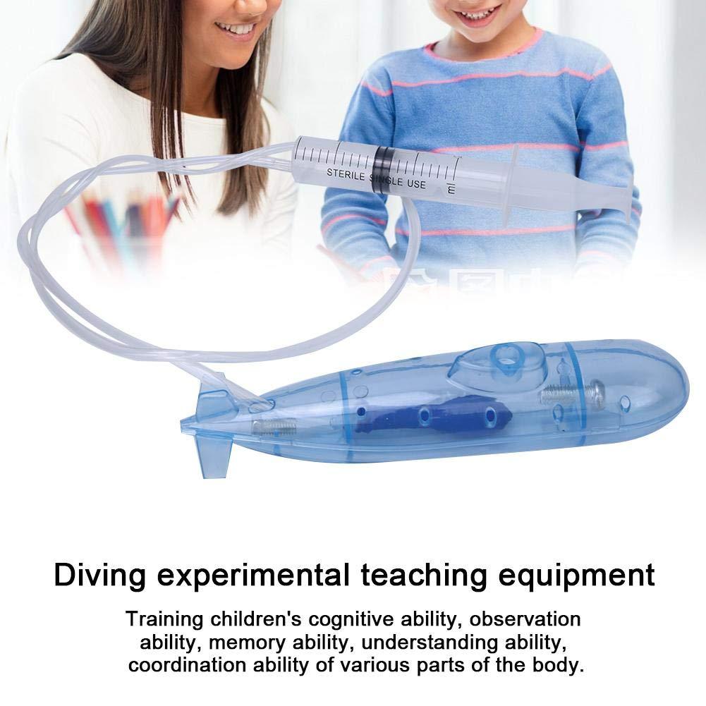 U-boot diy spielzeug montage kit kinder kinder wissenschaftliche unterwasser boot fernbedienung physikalisches experiment technologie geschenk