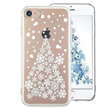 coque iphone 8 plus flocon