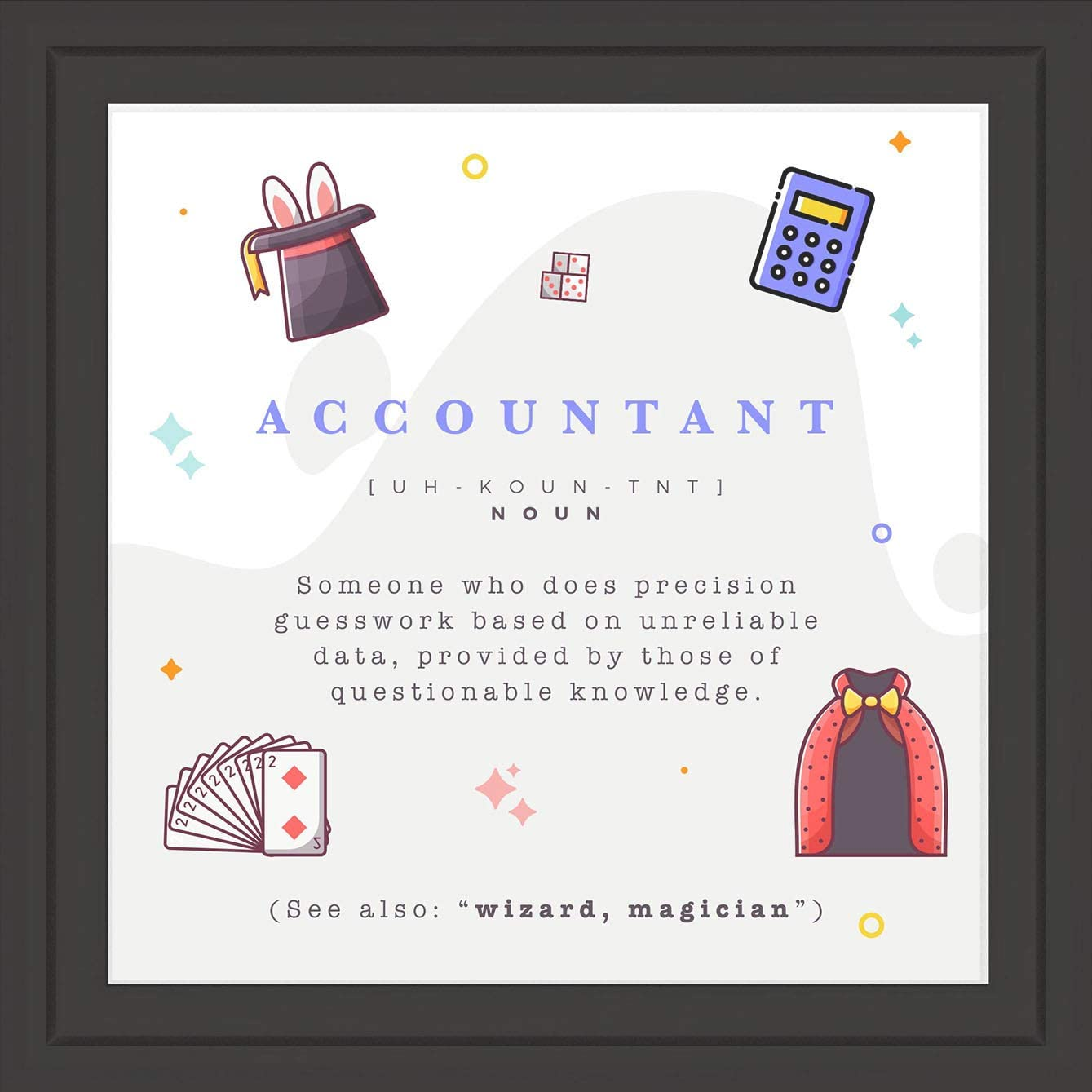 """Accountant Gifts 