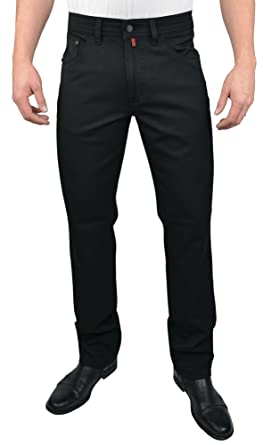 Pierre Cardin Deauville Ceramica Jeans Noir - Noir - 32 W/30 L