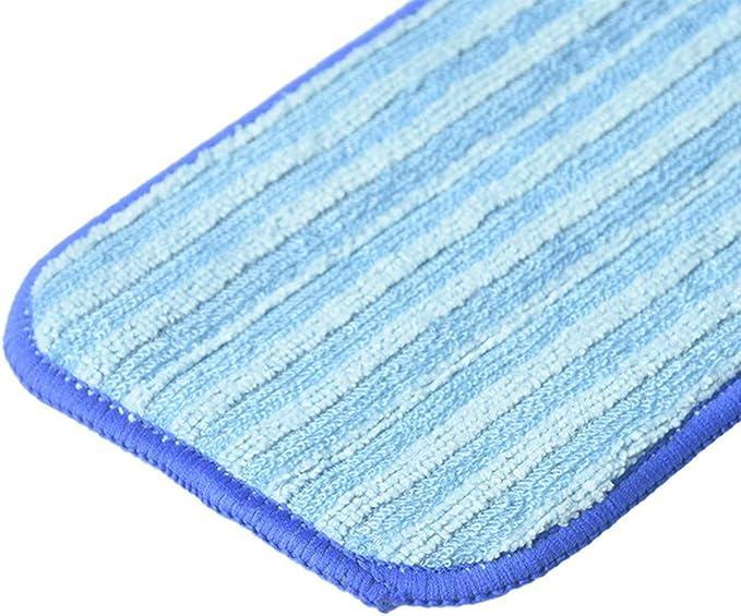 Yusell Almohadillas de Microfibra compatibles con Limpiador de Vapor Dupray Ne-at Pack de 6 Unidades