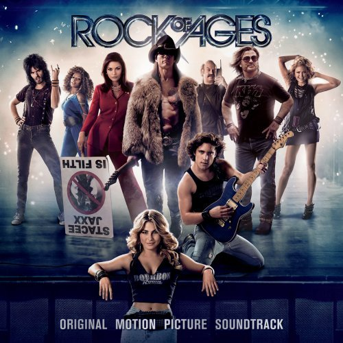 Rock of Ages:  Original Motion Picture Soundtrack (Tom Cruise Best Of)