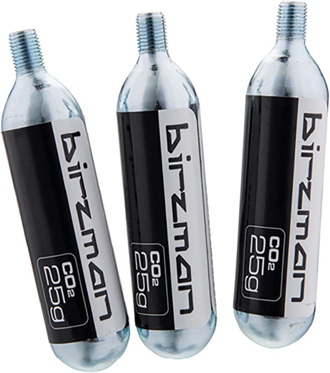 Birzman Zacoo Co2 botella , 3 paquete, 25gms: Amazon.es: Deportes ...
