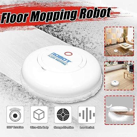 Aspiradora eléctrica inteligente automática Robot silencioso para ...