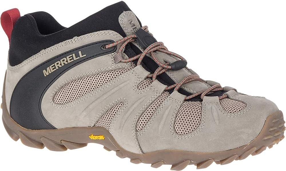 Merrell Mens Cham 8 Stretch Hiking Shoe
