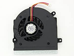 iiFix New Replacement CPU Cooling Fan For Toshiba Satellite L505D-SP6905A L505D-SP6905C L505D-SP6905R L505D-SP6907A L505D-SP6907C L505D-SP6907R L505D-SP6927R