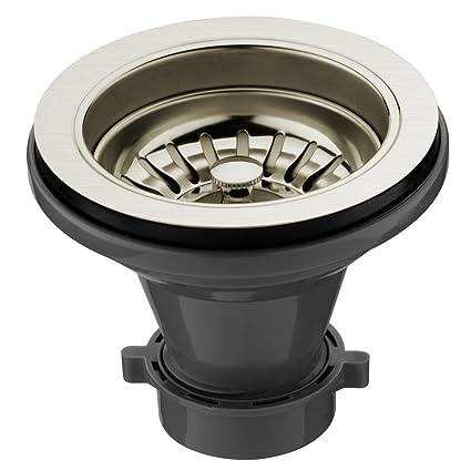 Amazon Com Vigo Stainless Steel Kitchen Sink Strainer Home Improvement