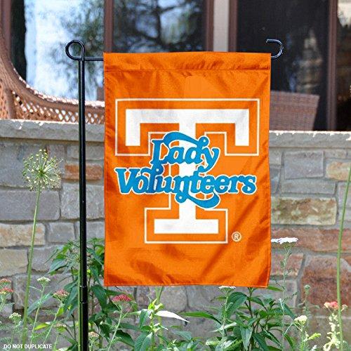 Tennessee Volunteers Lady Vols Garden (Tennessee Volunteers Garden Flag)