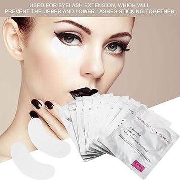 Amazon Com Eyelash Extension Pads Diy False Lash Extension
