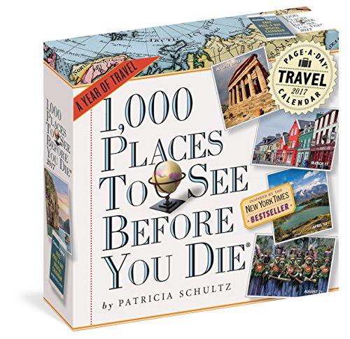 1000 before you die calendar - 8