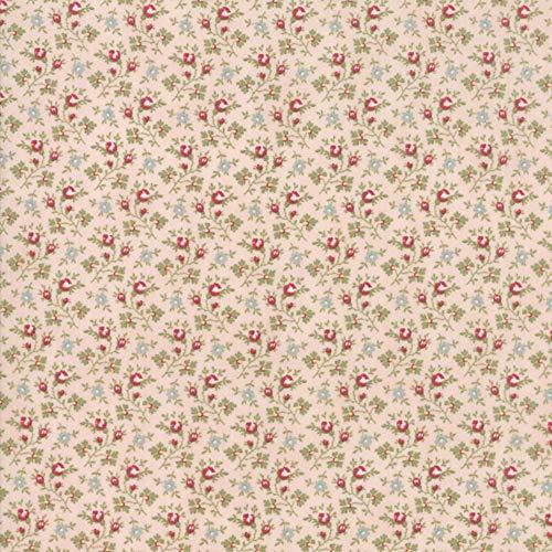 Moda Porcelain 3 Sisters Blossom Petite Calico Floral ()