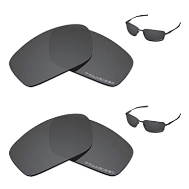 3cca8ee9e5a96 Image Unavailable. Image not available for. Color  Tintart Performance  Replacement Lenses for Oakley Splinter Polarized Etched ...