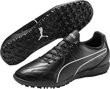 PUMA King Hero TT (Astro Turf) Football Boots Black 8.5