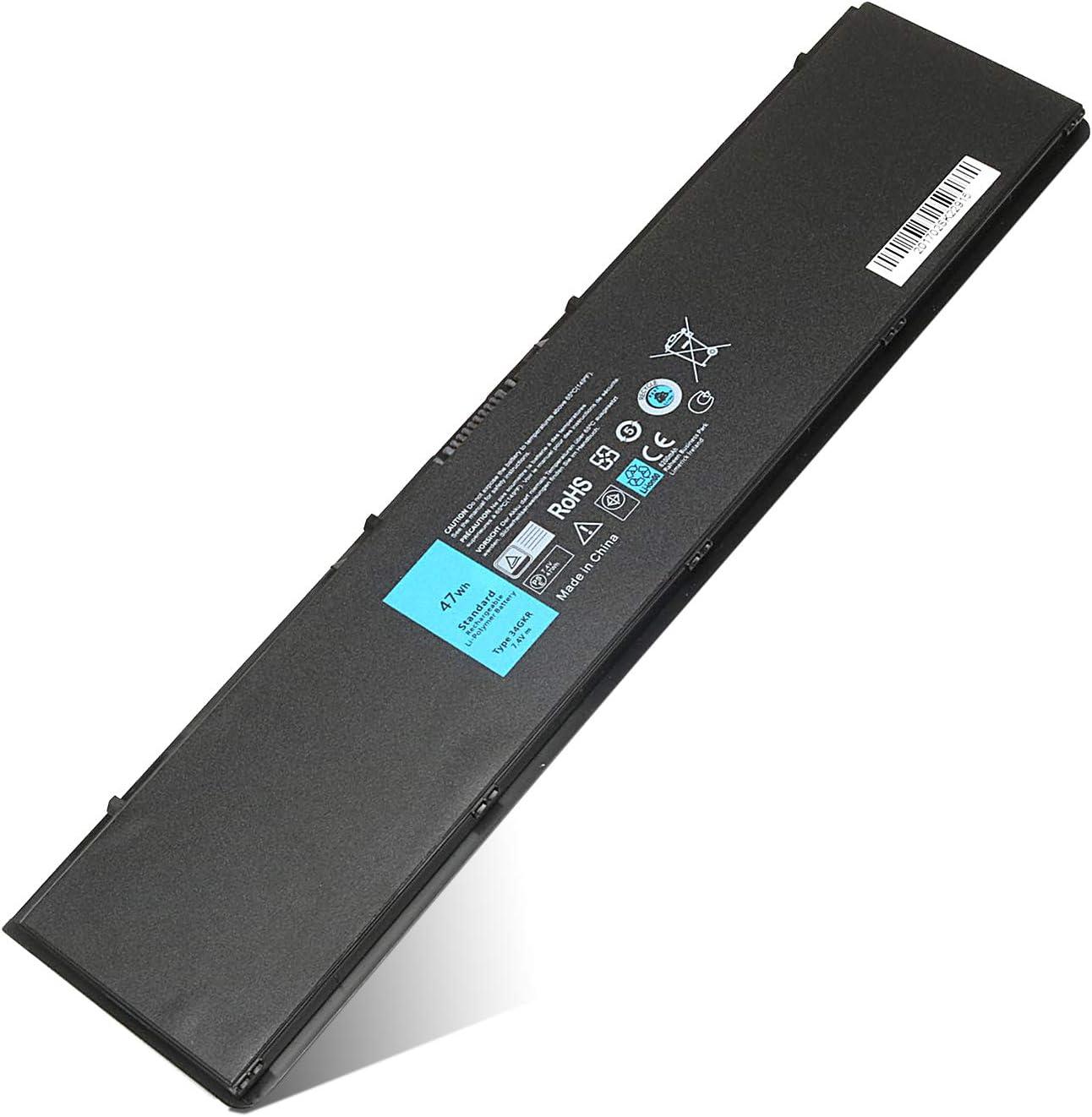 47Wh 7.4V New Replacement Laptop Battery for Dell Latitude E7440 E7450 E7420 Battery fit 451-BBFV 3RNFD G0G2M PFXCR T19VW 34GKR 0909H5 0G95J5 E225846 Notebook Battery