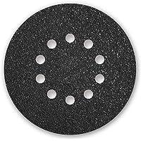 MENZER Black Discos Abrasivos con Velcro, 225 mm
