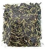 100 grams (0.1 kg.) Organic Dried butterfly pea flower Clitoria ternatea Herbs Herbal healthy tea drink recipes food coloring Antioxidants aging wrinkles.