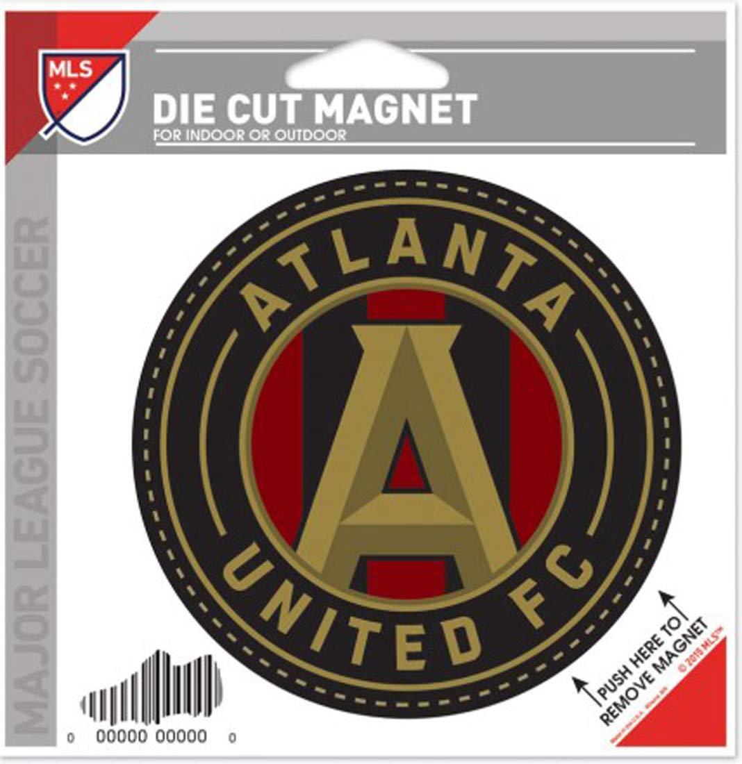 Wincraft Atlanta United Automotive Magnet 4 inches Round