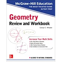 McGraw-Hill Education Geometry Review and Workbook