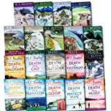 Hamish Macbeth Murder Mystery Collection 19 Books Set (Death of a Poison Pen, Village, Celebrity, Dust man, Addict, Scriptwriter, Dentist, Macho man, Nag, Gossip, Cad, Outsider, Perfect Wife, Hussy, Prankster, Glutton, Kingfisher, Yesterday)
