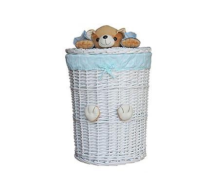 8329696df Bamboo basket Storage basket rattan dirty clothes storage baskets ...