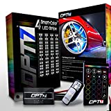 #4: OPT7 3-Into-1 Aura Wheel Well LED Kit | 4pc Complete 24
