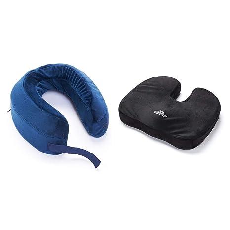 Amazon.com: Cojín ortopédico para asiento de espuma ...
