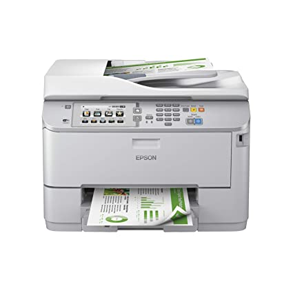 Epson Workforce Pro WF-5690DWF 4800 x 1200DPI Inyección de ...