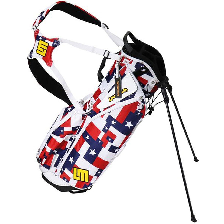 ラウドマウス ゴルフ 8.5インチ スタンド キャディバッグ LM-CB0007 (115 ローンスター) B07CGB8F3Z