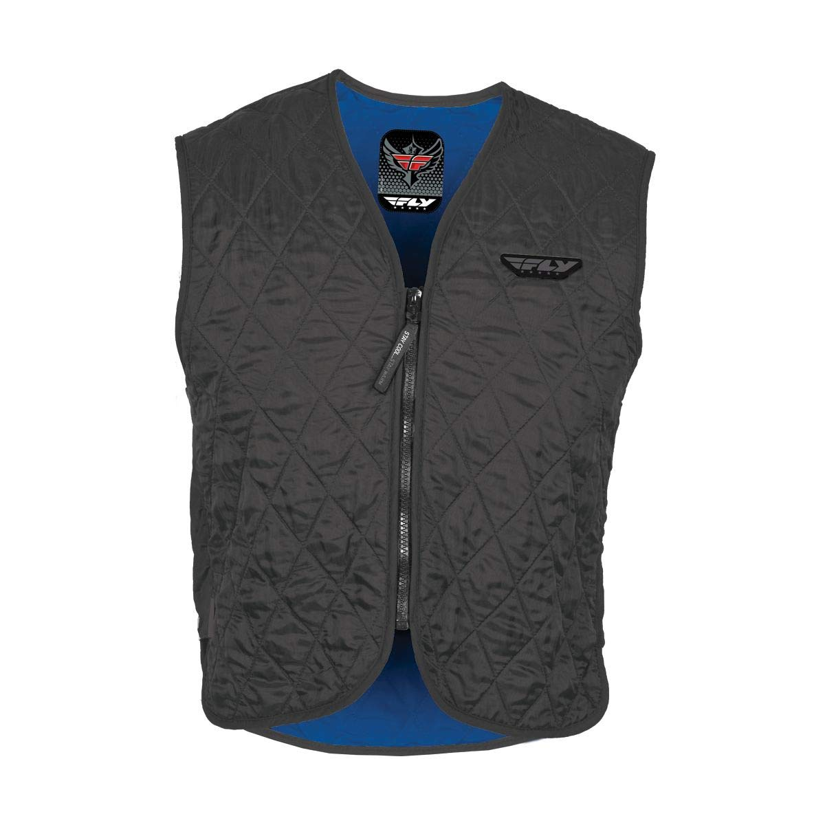 Fly Racing Cooling Vest (X-Large) (Black)