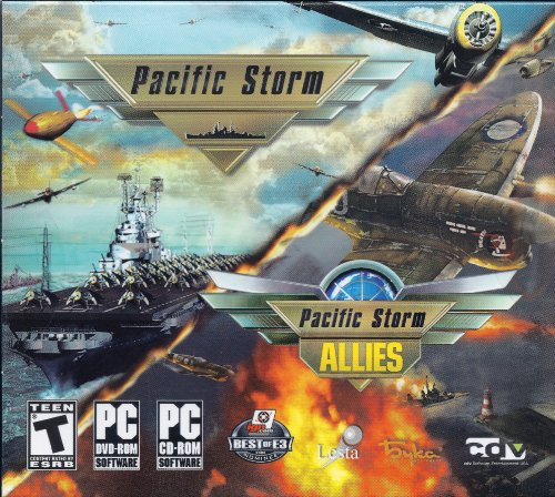 Pacific Storm JC (Storm Pacific Game Pc)