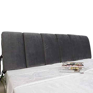 Amazon.com: Roner - Cojín tapizado para cabecero de cama ...