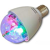 Bombilla LED de luz estroboscópica con efecto