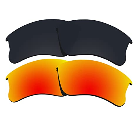 3609d5d06c Image Unavailable. Image not available for. Color  2 Pairs COLOR STAY  LENSES 2.0mm Thickness Polarized Replacement Lenses for Oakley ...