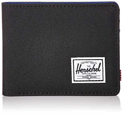 Amazon.com: Herschel Supply Co. Hombre Roy RFID cartera ...