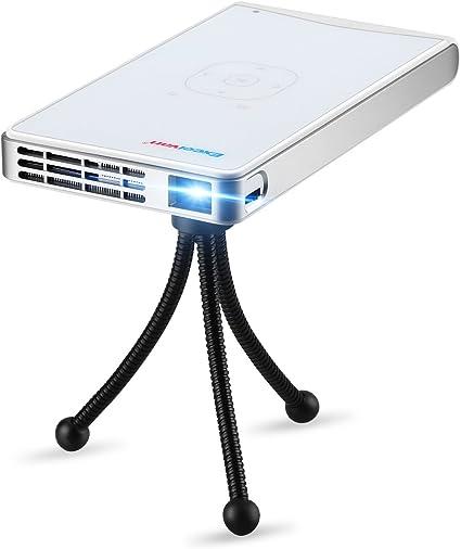 Excelvan 100 WM bolsillo DLP proyector de Home Cinema con lámpara ...
