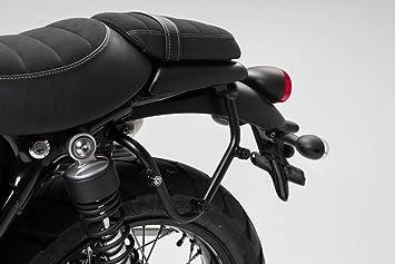 SW Motech, HTA.08.875.10000 SLC Lado portaequipajes para Kawasaki Versys de X300 ABS (2016 de): Amazon.es: Coche y moto