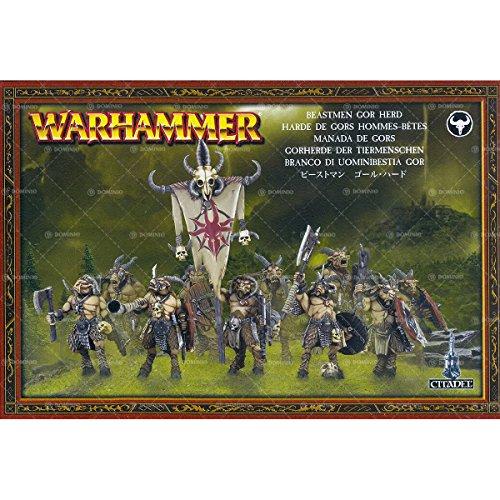 Games Workshop Beastman Gor Herd 2010 Warhammer Fantasy