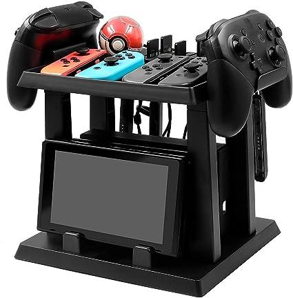 Soporte de almacenamiento para Nintendo Switch, base para Nintendo ...