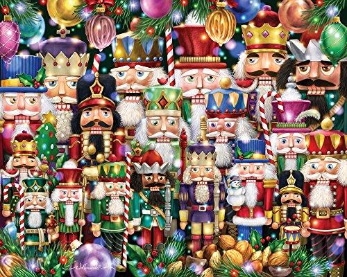 (Vermont Christmas Company Nutcracker Suite Jigsaw Puzzle 1000 Piece)