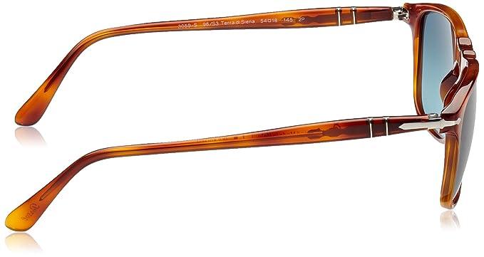 Persol Mens Square Sunglasses