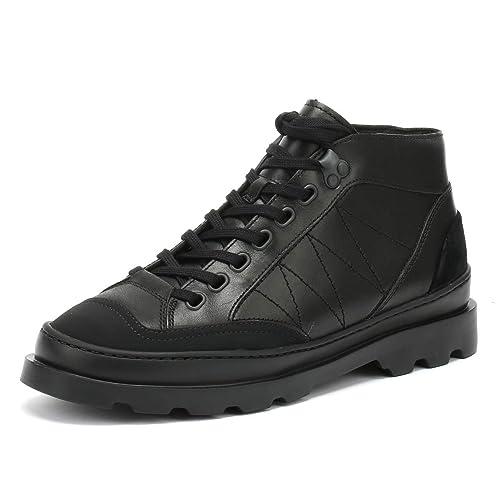 4dc4afd18000e Camper Brutus Mujer Negro Botas-UK 8  Amazon.es  Zapatos y complementos