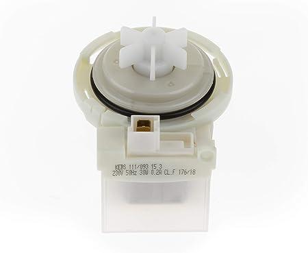 Remle - Motor bomba desagüe para lavadora – KEBS111/093: Amazon.es ...
