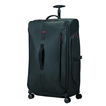 SAMSONITE Paradiver Light - Spinner Duffle Bag 79/29 Bolsa de Viaje, 79 cm, 125 Liters, Negro (Black): Amazon.es: Equipaje