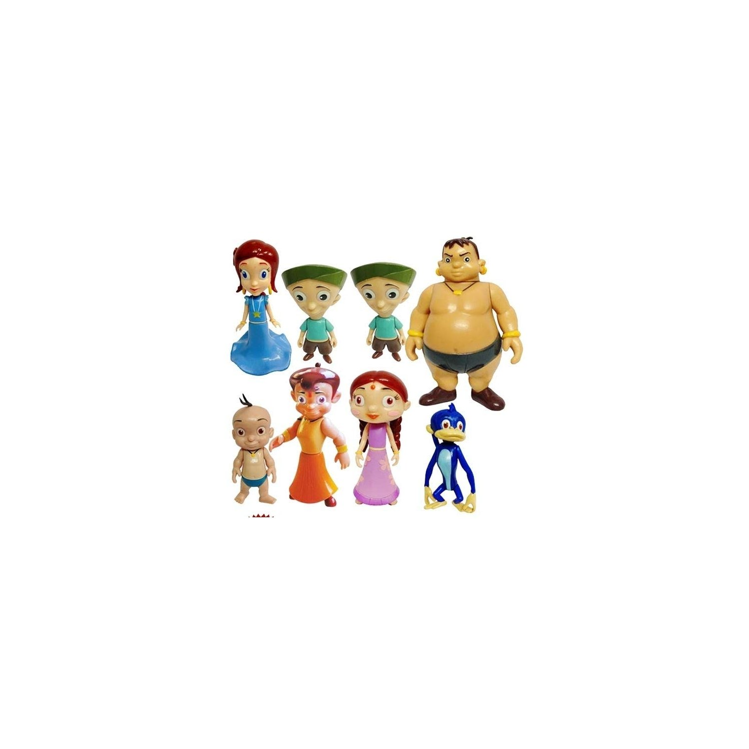 Chhota Bheem-8-in-1 Action Figure product image