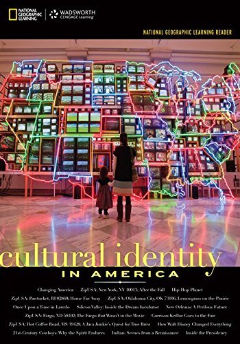 National Geographic Learning Reader: Cultural Identity in America (with Printed Access Card) (National Geographic Learning Reader series)