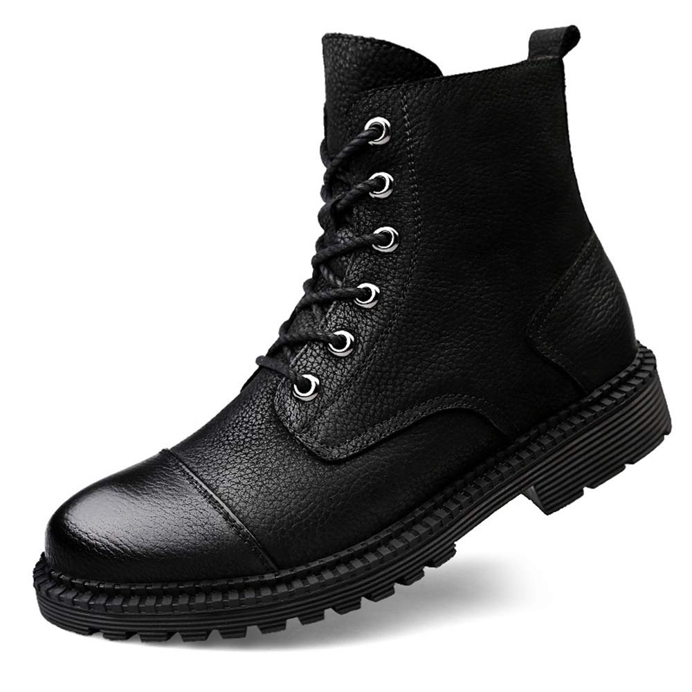 Easy Go Shopping Herrenmode Knöchel Arbeit Stiefel Casual Casual Casual Komfort Classic Winter Fleece Innen Warm B07JZF4L64  381cc1
