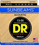 DR Strings Sunbeam - Phosphor Bronze AcousticRound Core 13-56