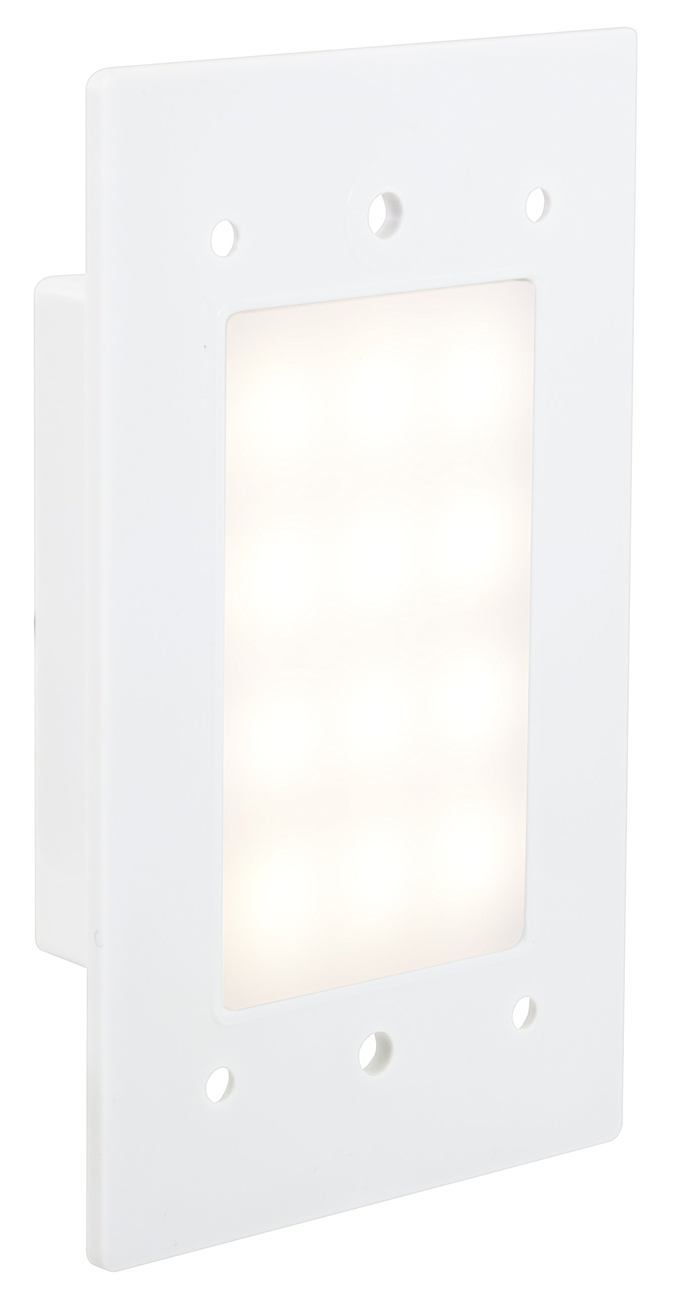 American Lighting LED 100-277V Indoor/Outdoor Step Light, 1.7 Watts, 3000K Warm White