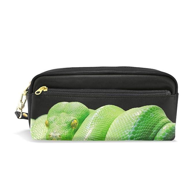 Amazon.com: MUOOUM Estuche para lápices de serpiente de ...