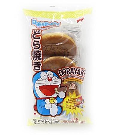 Doraemon Red Bean Cake